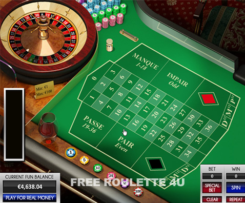 casino roulette online like a diamond